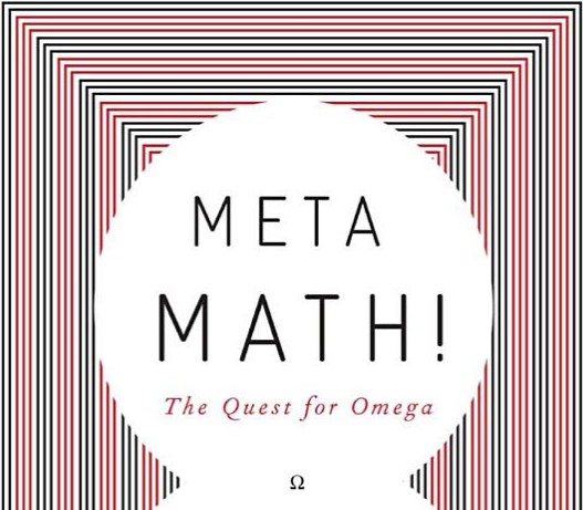 Gregory Chaitin Meta Math book cover