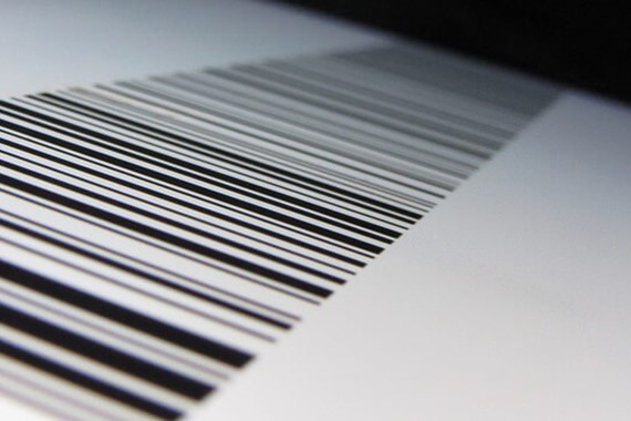 The barcode as metaphor