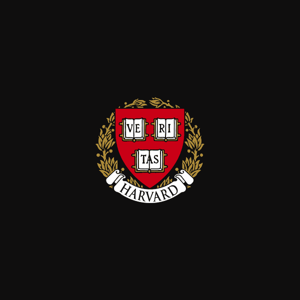 Harvard University wreath logo